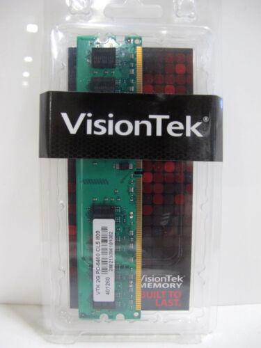 VisionTek Adrenaline Series 2GB PC2-6400 DDR2 Desktop Memory Multi 900434