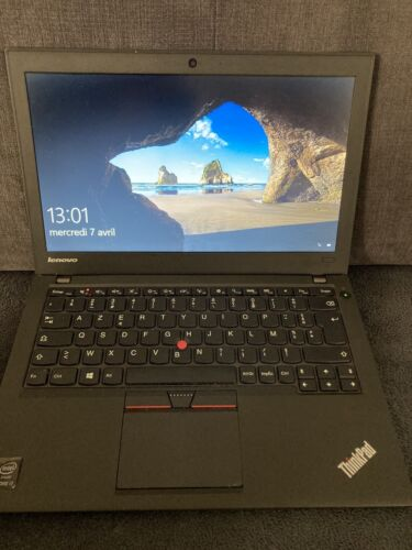 Ordinateur portable lenovo thinkpad x240 i5/4go/ssd240go 12,5