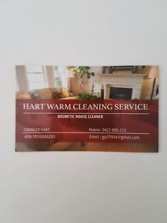 HART WARM HOUSE CLEANING SERVICES