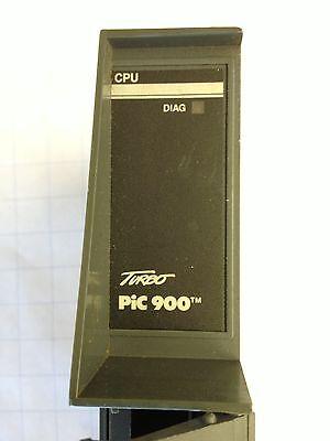 Giddings Lewis 502-03638-10 Plcs Pic900 Cpu Turbo 16 Mhz 64k App