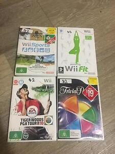 Wii Games for $2 each Enfield Port Adelaide Area Preview