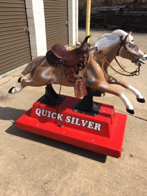 Carousel Horse Kiddie Ride