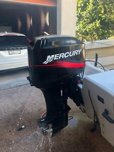 Mercury 50hp Outboard