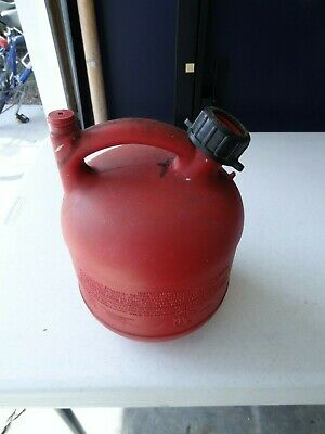 Eagle Pg-1 Gas Can No Spout And No Vent Cap