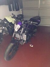 FZR1000 & Hyosung GT250R Bundamba Ipswich City Preview