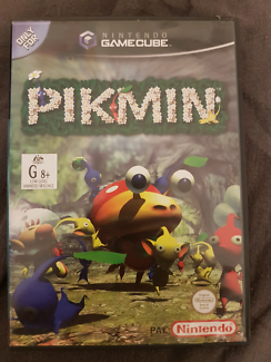 Pikmin Game Cube