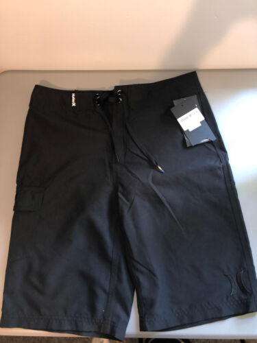 Hurley Mens One And Only Boardshorts 29 X 22 New NWT Trunks
