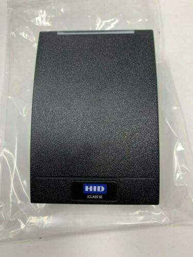 HID 920NTNNEK00000 iCLASS SE R40 Contactless Smart Card Reader Wall Switch