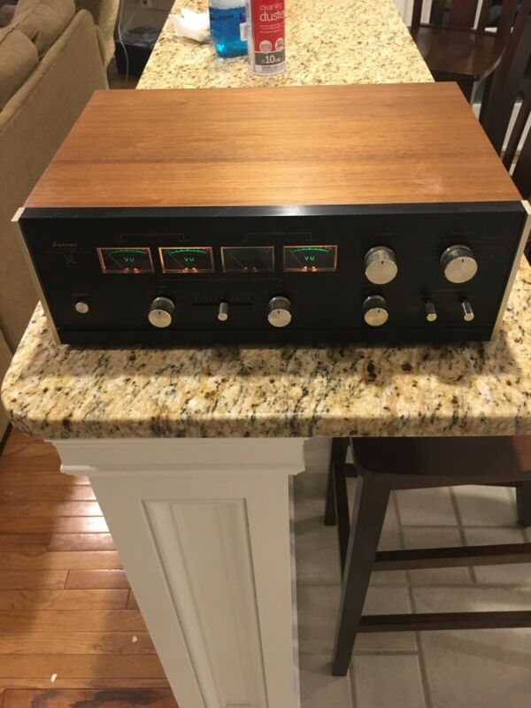 Sansui QS-1 Solid State 4-Channel Quadraphonic Synthesizer