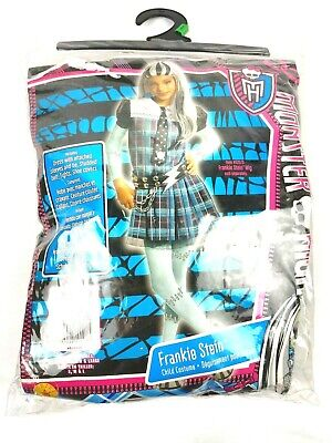 Monster High Frankie Stein Halloween Costume - Large - - Monster High Frankie Stein Halloween