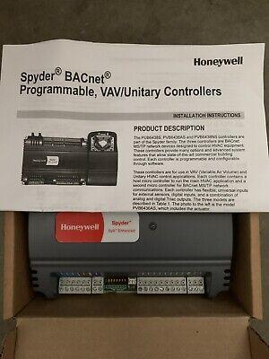 Honeywell Pub6438s Spyder Unitary Controller Bacnet