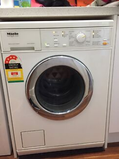 Miele front loader gumtree australia free local classifieds miele novotronic w502 front loader washing machine fandeluxe Gallery