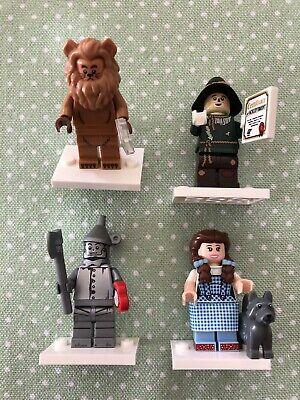 LEGO 71023 MOVIE 2 Zauberer von Oz Set Dorothy Gale Löwe Vogelscheuche Blechmann (Dorothy Zauberer Von Oz)