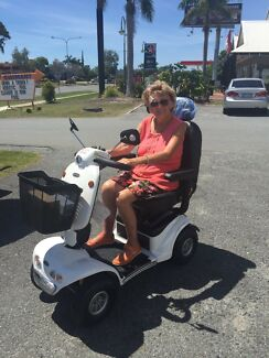 2017 Shoprider Mobility Scooter - perfect condition