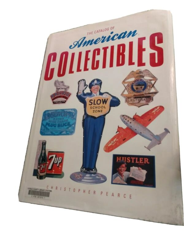 Vintage The Catalog Of American Collectibles By Christopher Pearce