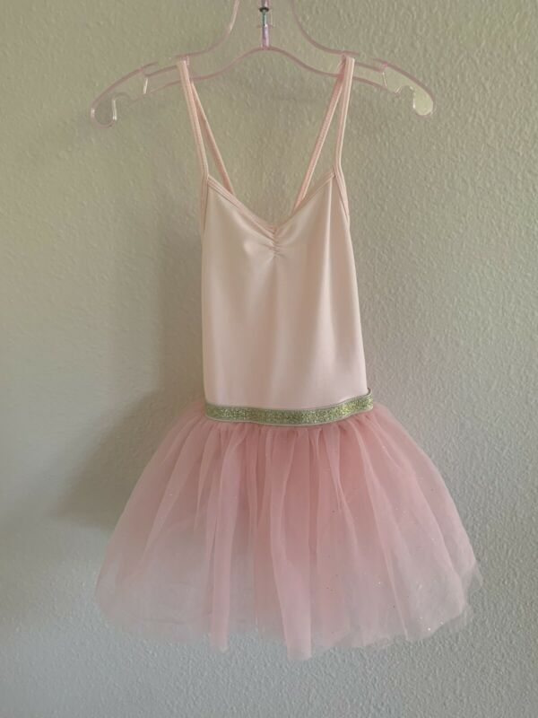H&M little girls pink ballet tutu, dance, dress up, two sizes avail.