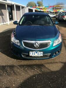 2012 Holden Cruze CD Automatic HATCHBACK Morwell Latrobe Valley Preview