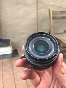 Lens lumix m4/3 15mm leica glass f1.7