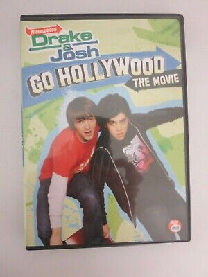 Drake and Josh Go to Hollywood the Movie DVD