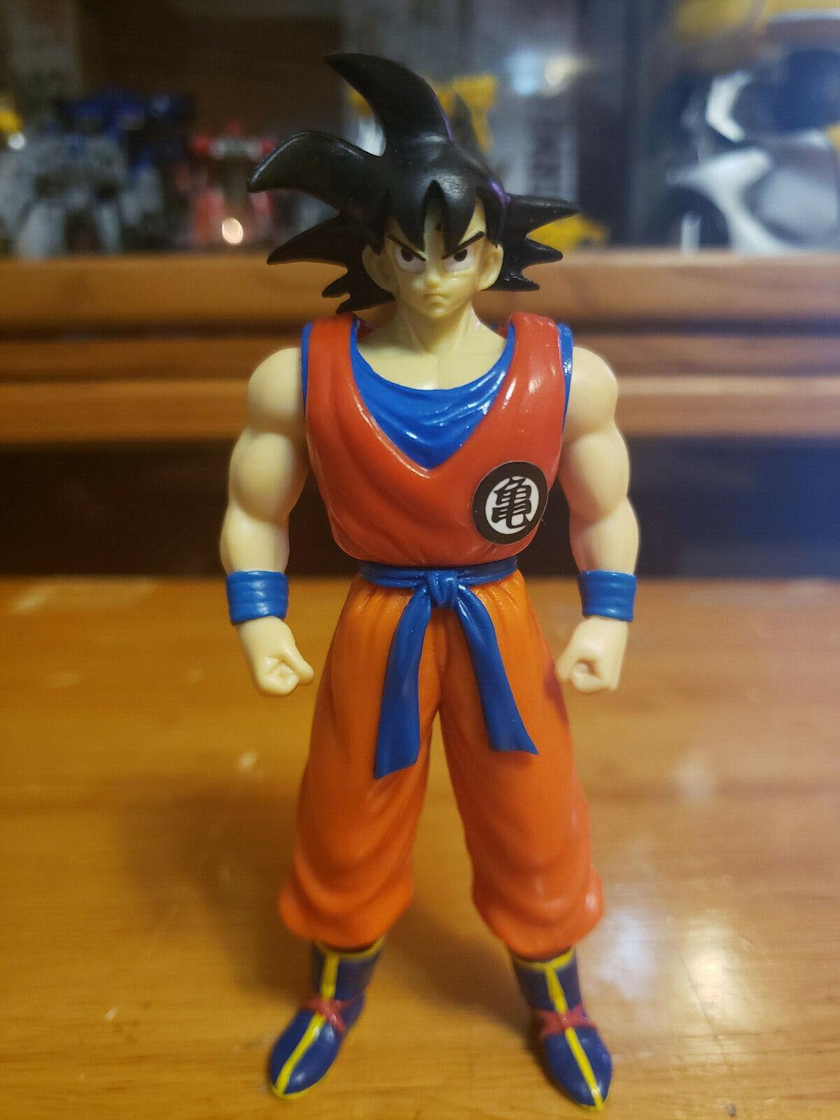 Character:Goku Vol 1:BANDAI Dragonball Z  and Dragon Ball GT super battle collection AB Toys & Irwin