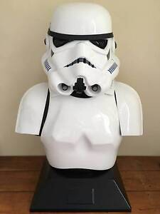 Andrew Ainsworth Signed Star Wars Original Stormtrooper Suit Drummoyne Canada Bay Area Preview