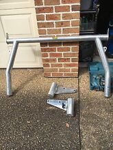 Dual cab rear ladder rack Woolooware Sutherland Area Preview