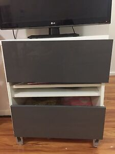 IKEA TV Unit/storage ( great space saver) Yagoona Bankstown Area Preview