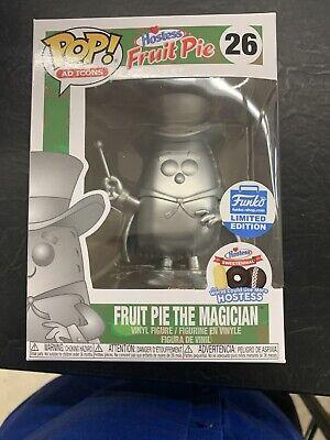 Funko Pop! Hostess Sweetennial Fruit Pie The Magician Platinum - Shop Exclusive