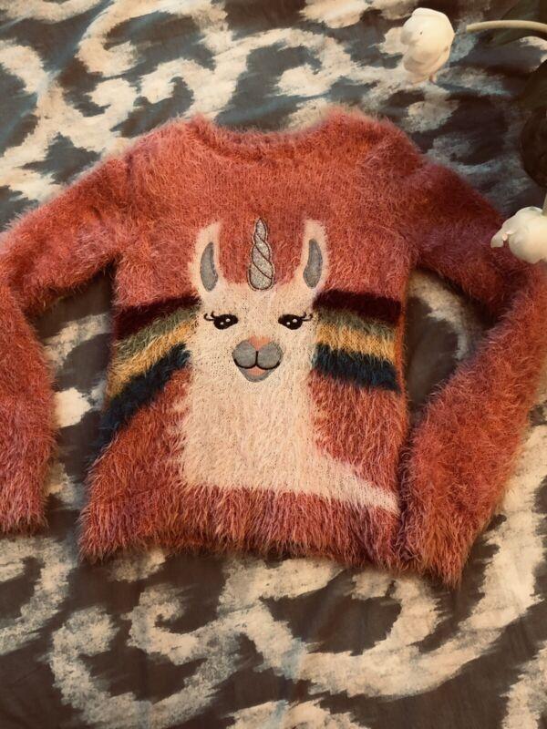 Novogratz Girls Sweater Sz 10/12
