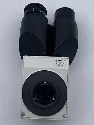 Olympus U-bi30-2 Binocular Microscope Head W Occular Eyepieces