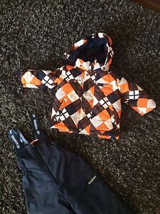 Oshkosh snow suit