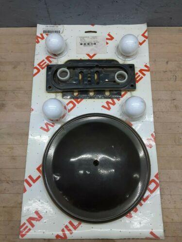 WILDEN PV400 SS/HAST PUMP REBUILD KIT 04-9588-55 NOS