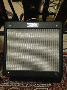 Fender Pro Junior - Modded and LOUD!!