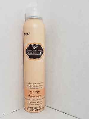 Hask Monoi Coconut Dry Shampoo, 6.3 FL OZ.