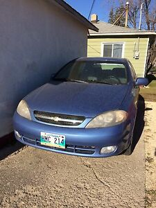 2004 Chevy Optra Hatchback