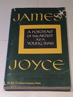 A Portrait of the Artist as a Young Man - James Joyce - Viking Press - 1970