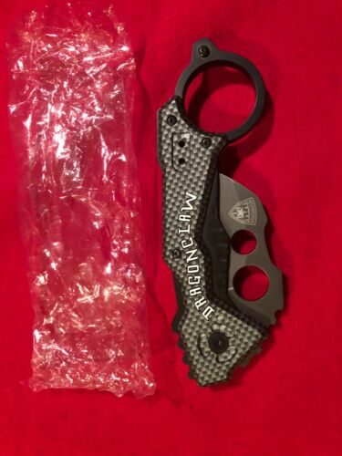 Dragonclaw Tactical Kerambit Knife