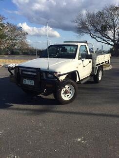 2001 Toyota Hilux Single Cab 4x4 Nudgee Brisbane North East Preview