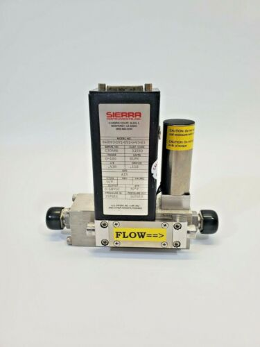 BH Sierra Instruments 840M-3-0V1-SV1-D-V3-S3 Gas Mass Flow Controller 0-100 SLPM