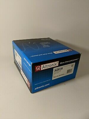 - Altronix ALTV244UL AC CCTV Power Supply 24VAC 4 Fused Out New In Box