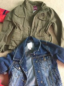 JACKETS FOR GIRLS ALL FOR $35