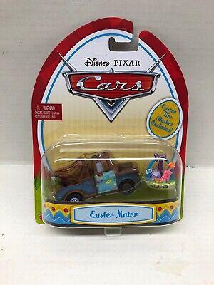 Disney Pixar Cars 2017 Easter Mater Imperfect Packaging
