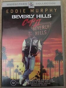 Beverly Hills Cop II - DVD - Eddie Murphy - FREE POSTAGE Cranbourne North Casey Area Preview