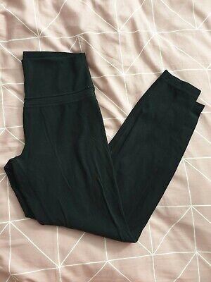 "LULULEMON original align leggings 7/8 25"" black - US 6 UK 10"