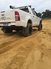 Toyota Hilux 2008 4x4 manual 14k IF SOLD TODAY Canning Vale Canning Area Preview