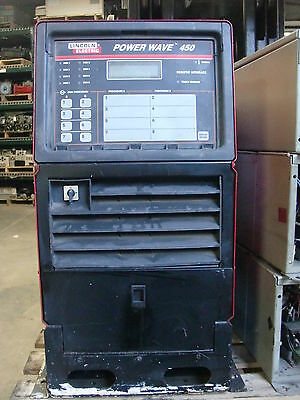 Lincoln Electric Power Wave 450 10344