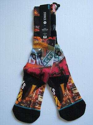 Las Vegas Themes (Stance Casual Combed Cotton Socks Mens  L/XL (9-13)NWT Trivega Las Vegas)