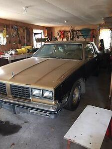 1980 Oldsmobile Cutlass 442 W-30