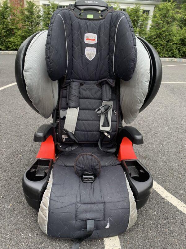 Britax Pinnacle 90 Booster Car Seat -USED