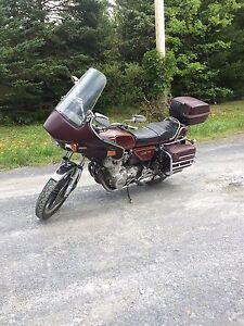 1979 Yamaha 750 DOHC